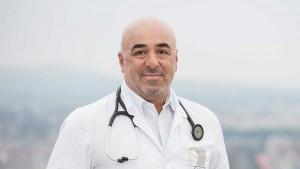 Dr. Mehrdad Baghestanian: Internist, Pulmologe