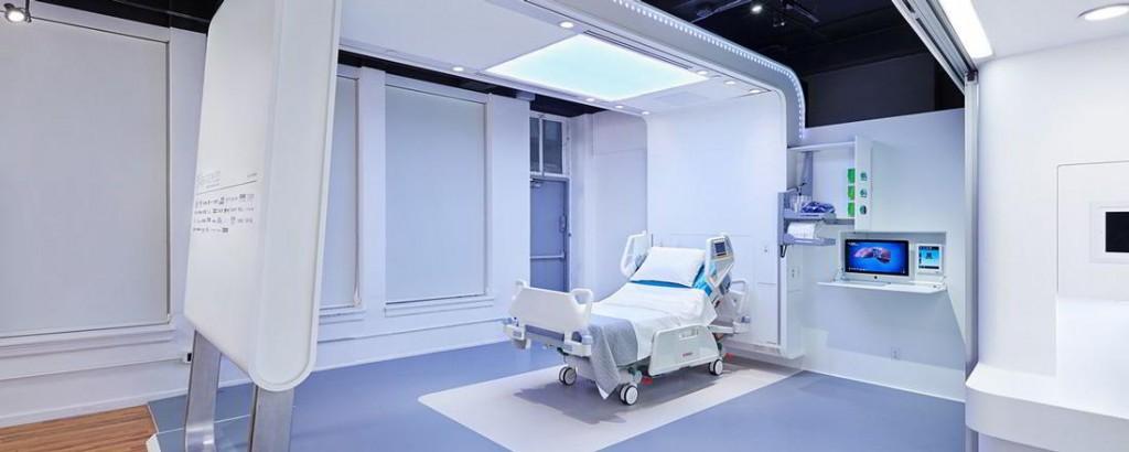 Krankenhaus der Zukunft