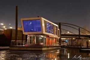 Exklusivurlaub im Hausboot auf dänischen Gewässern