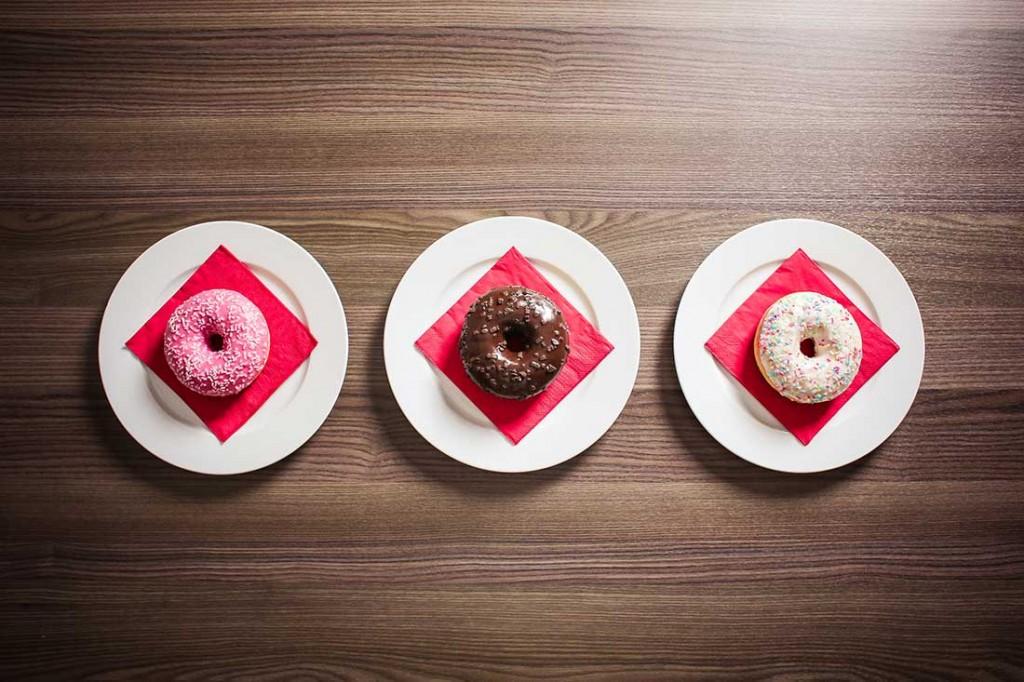 Glück und Gift in Form vom Zucker