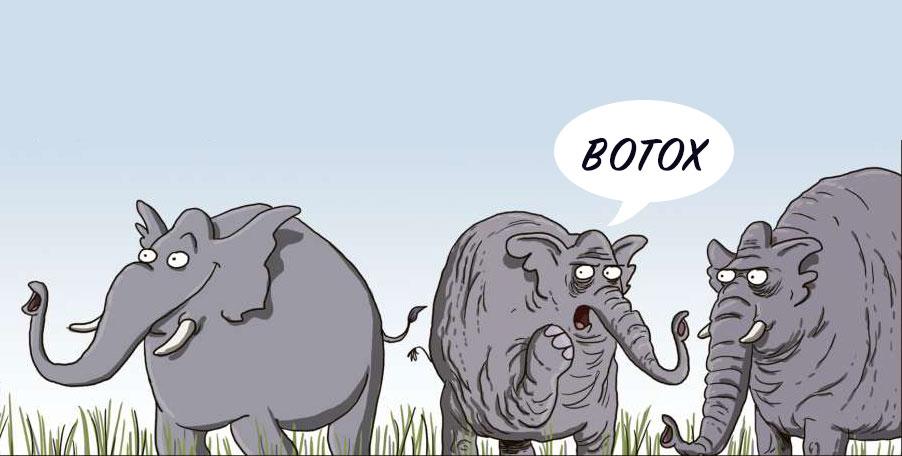Botox: das Gift gegen Lachfalten
