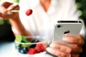 Diät-Apps für eine gesündere Ernährung