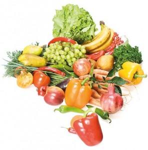 Obst und Gemüse auch im Alter wichtig