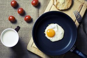 Das richtige Frühstück ist nach wie vor wichtig