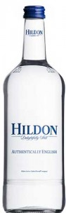 6. Hildon Natural Mineral Water