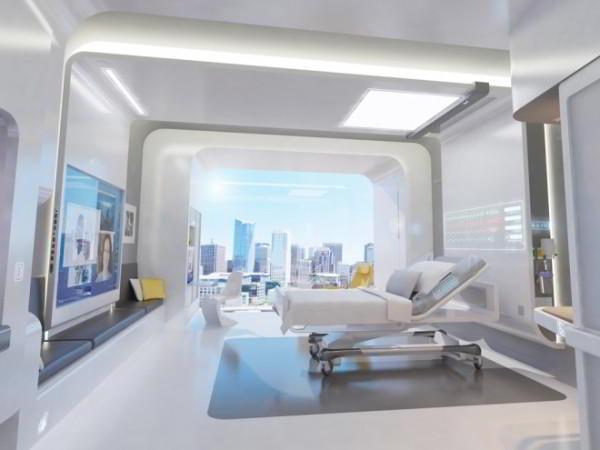 Medizin: das Krankenhaus der Zukunft