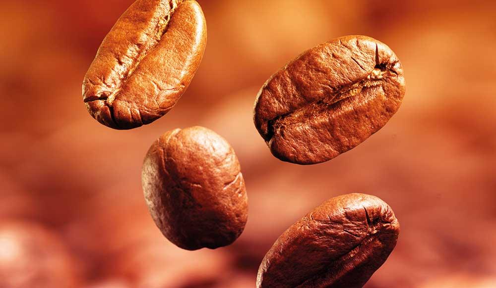 Kaffeebohnen zum Abnehmen