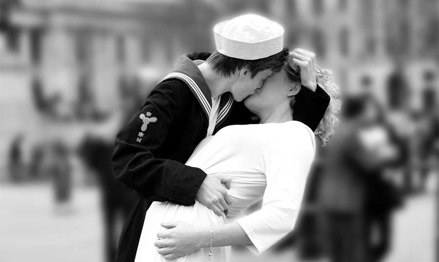 Gesund durch Küssen