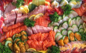 Omega-3-Fettsäuren sind vor allem im Fisch