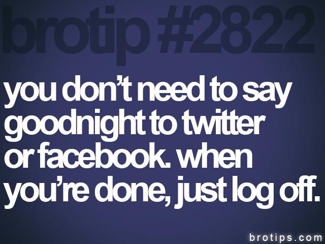 Schlafmangel wirkt sich auf die Facebook-Nutzung aus.